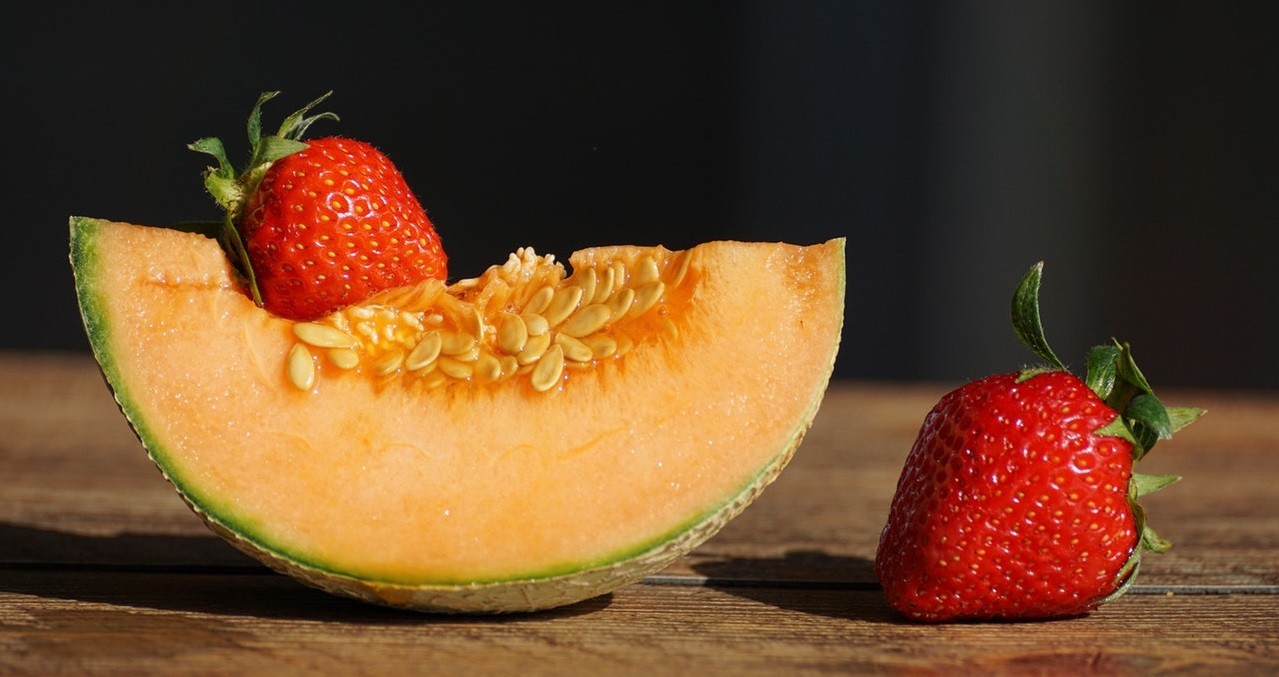 Boost Your Vitamin A Intake with a Cantaloupe Smoothie