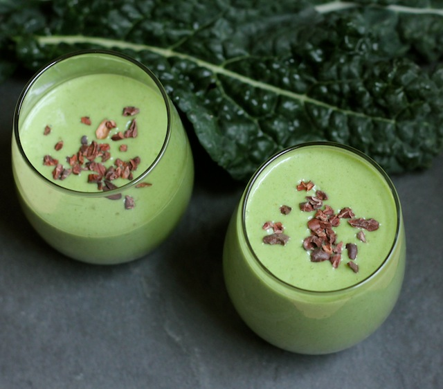 Healthy Kale Smoothies Prepared In 28 Addictive Ways