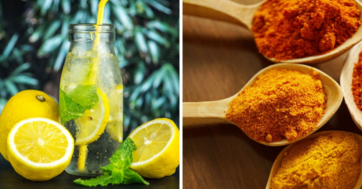 Your Perfect Morning Elixir: Lemon Water and Turmeric