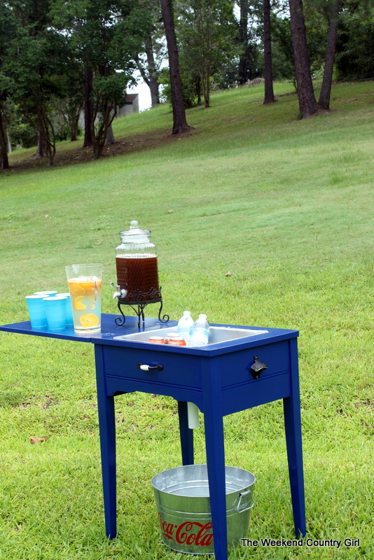 14 DIY Outdoor Coolers For A Refreshing Summer Partying