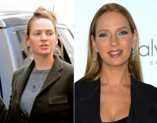 Don't Be Shocked By How These 20 Celebs Look Without Makeup