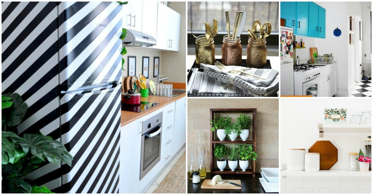25 Kitchen Decorating Ideas For Creating a Functional Kitchen