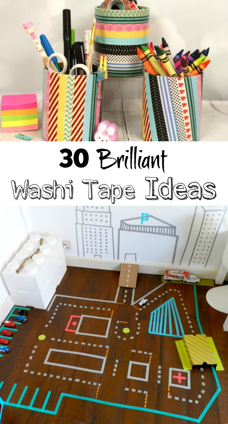washi tape ideas 30 brilliant washi ideas that can change your 12622
