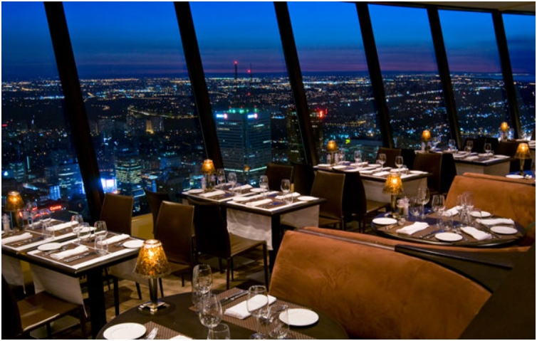 36 Restaurants Worldwide With Breathtaking Views