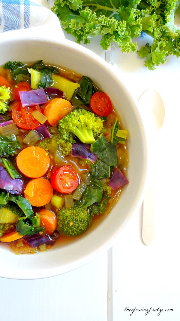 22 Light Detox Soups For Your Body's Much Needed Cleanse