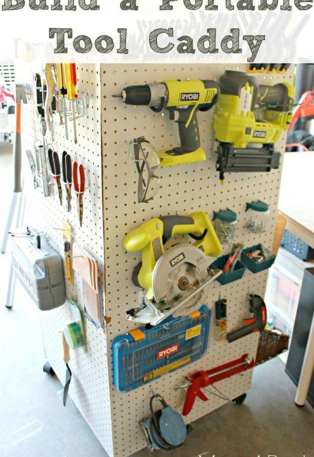 20 Garage Storage Ideas For A Neat Clutter Free Garage
