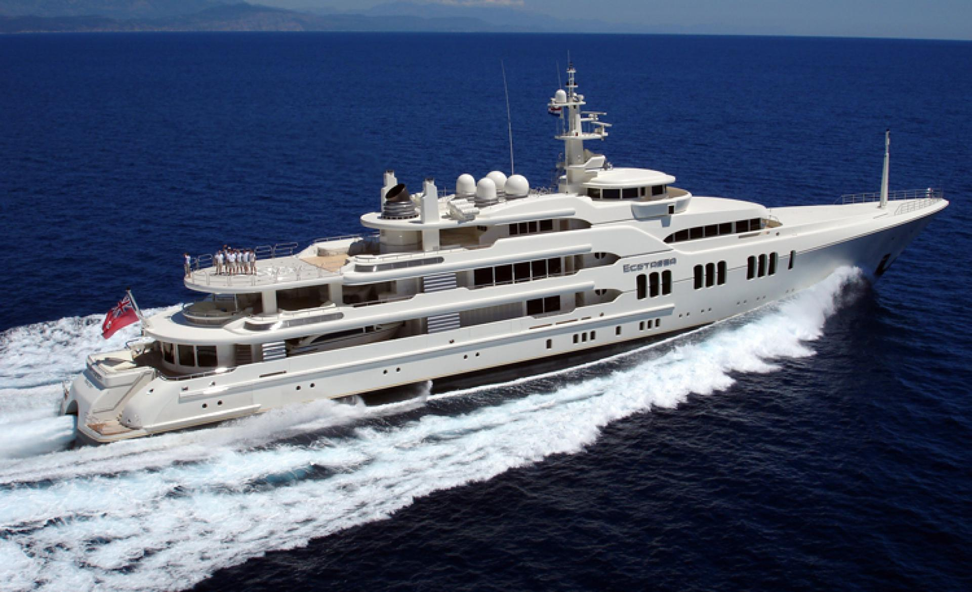 Ultimate Sailing In Style: 29 Most Expensive Luxury Yachts