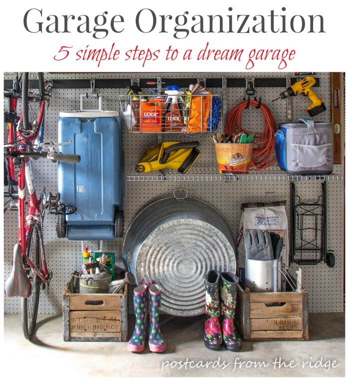 20 Garage Storage Ideas For A Neat Clutter-Free Garage