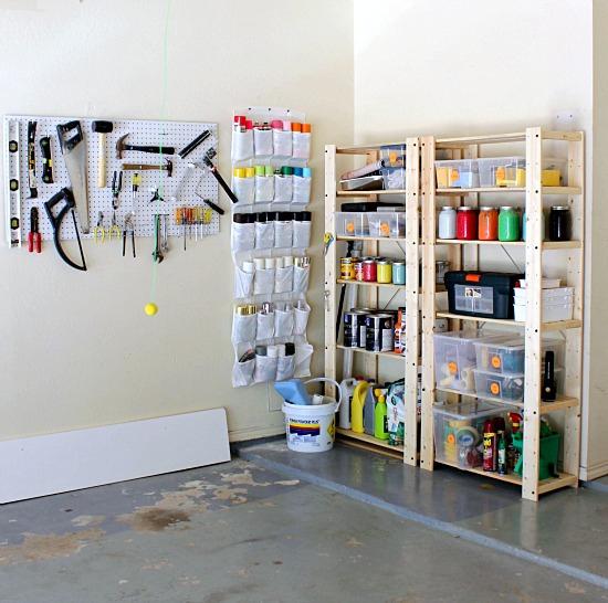 Beautiful 20 Garage Storage Ideas For A Neat Clutter Free Garage