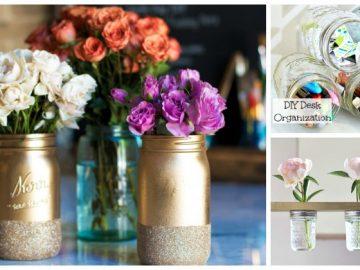Crafty Mason jar Ideas