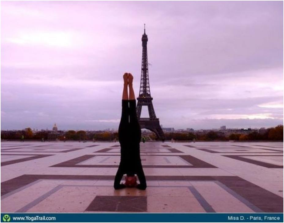 The Harmony Of Yoga Around The World In 49 Photos
