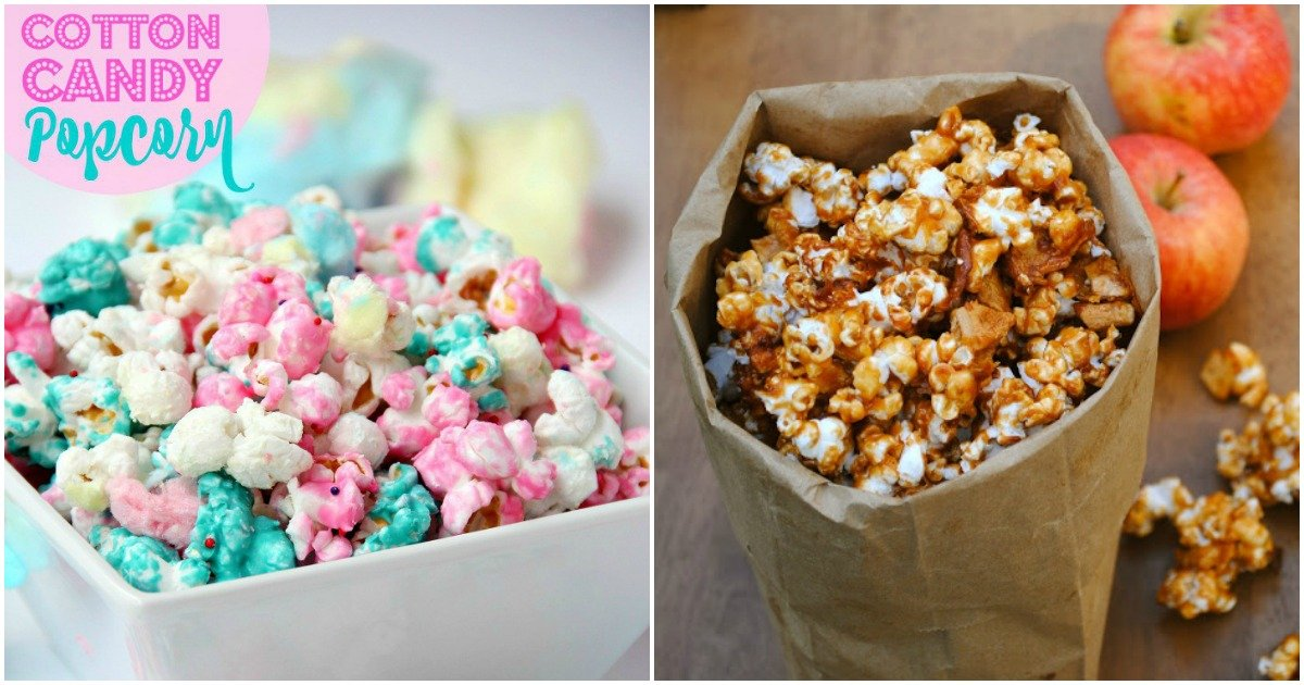 30 unexpected popcorn recipes to make your taste buds pop  ritely