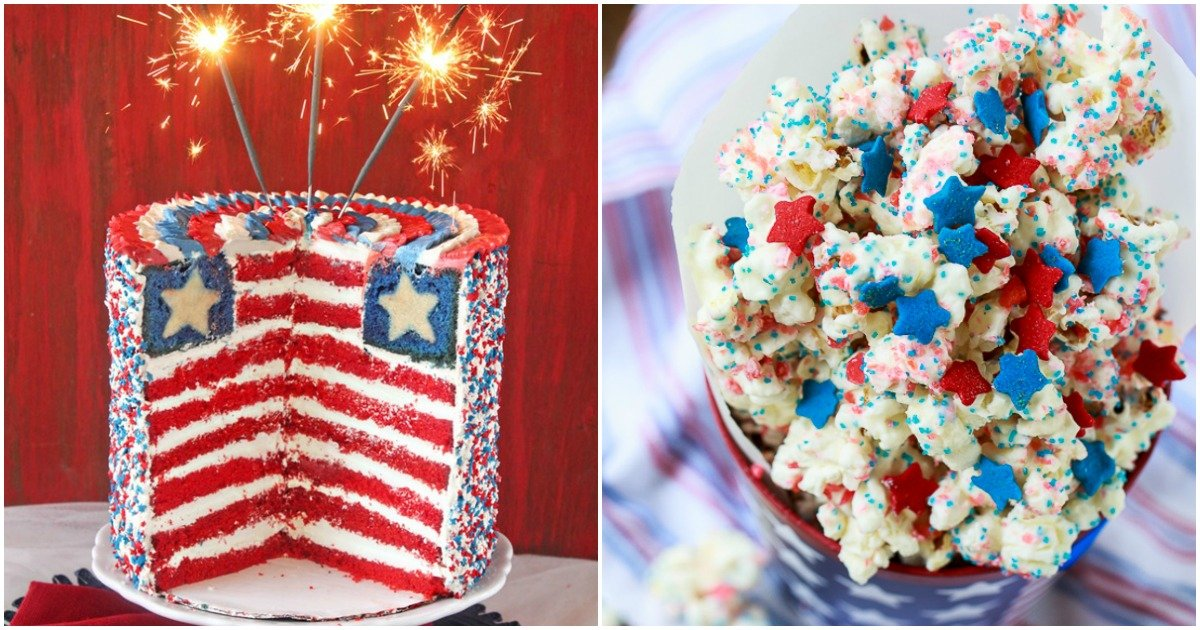4th July Recipes