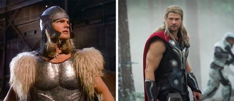 The Cinematic Evolution Of 23 Superheroes And Villains