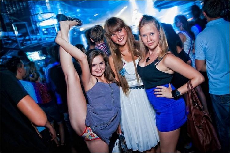 вечеринка mamba night