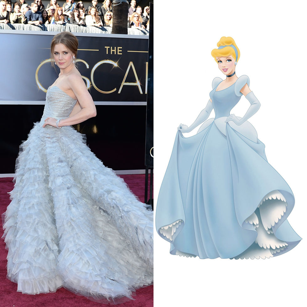 45 Red Carpet Celebs Looking Like Disney Princesses - Ritely