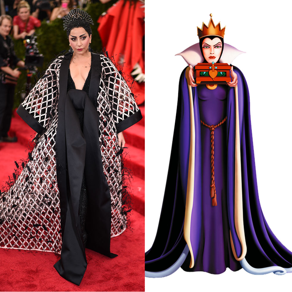 45 Red Carpet Celebs Looking Like Disney Princesses