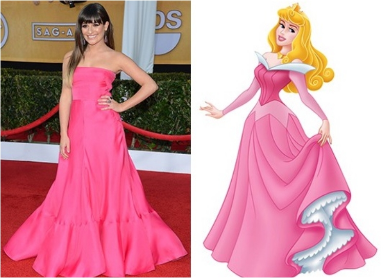 45 Red Carpet Celebs Looking Like Disney Princesses
