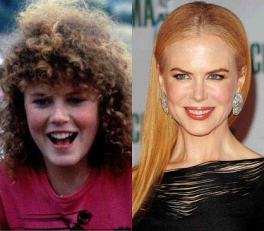 What The Passage Of Time Did To 45 Celebs