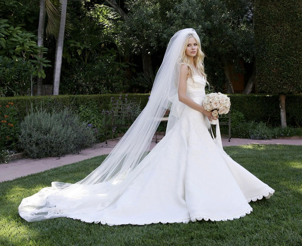 46 Breathtaking Celebrity Brides On Their Big Day
