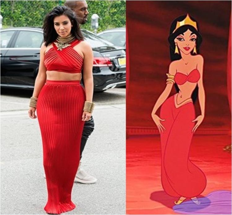 45 Red Carpet Celebs Looking Like Disney Princesses Ritely