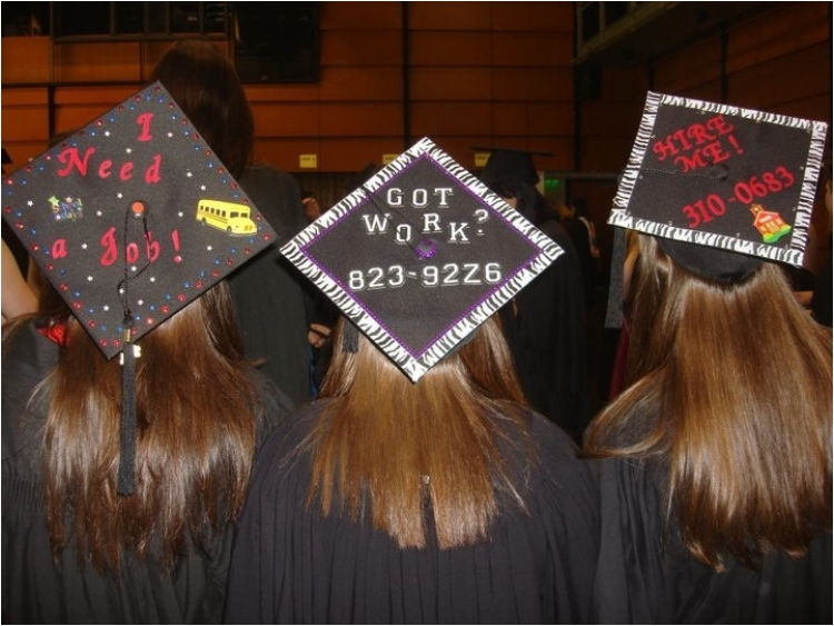 35+ Most Honest, Yet Funny Graduation Caps Ever Made