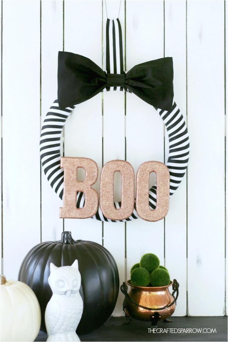 Homemade Halloween Decoration Ideas 40 Easy Diy Halloween - satukis.info