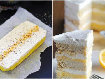 Lemon cakes
