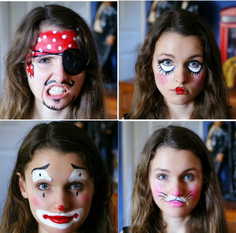 31 Cool Face Painting Ideas Youve Got To Try