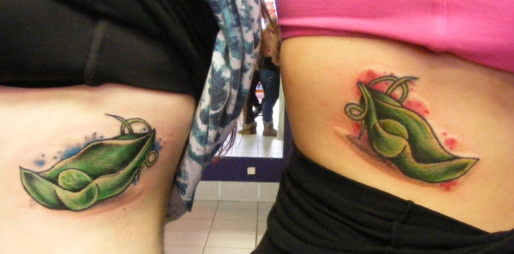 37 Most Wonderful Tattoos Celebrating Friendship