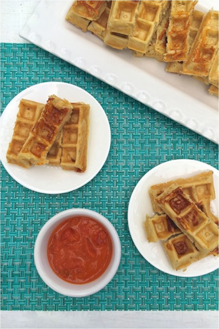 33 Fun Meals You Can Make with a Waffle Iron