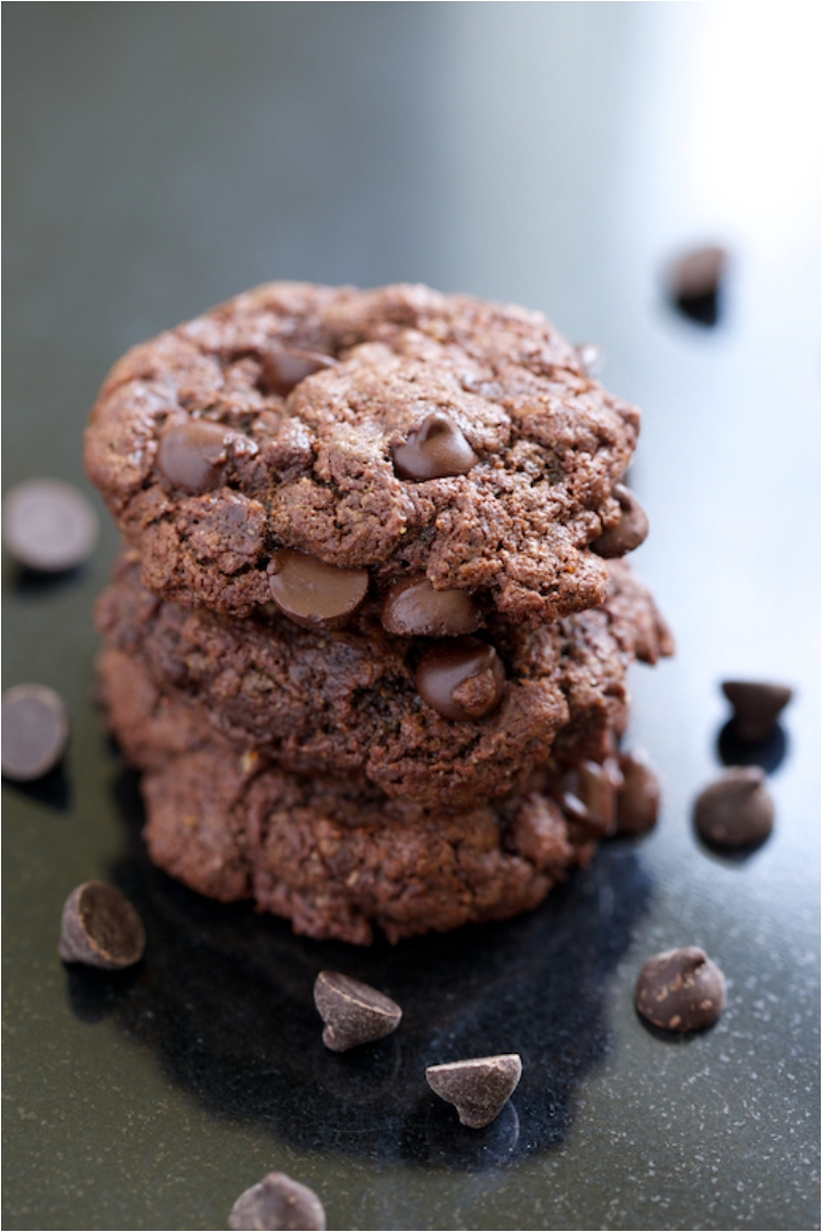 29Addicting Double Chocolate Chip Cookie Recipes