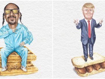 Trump & Snoop