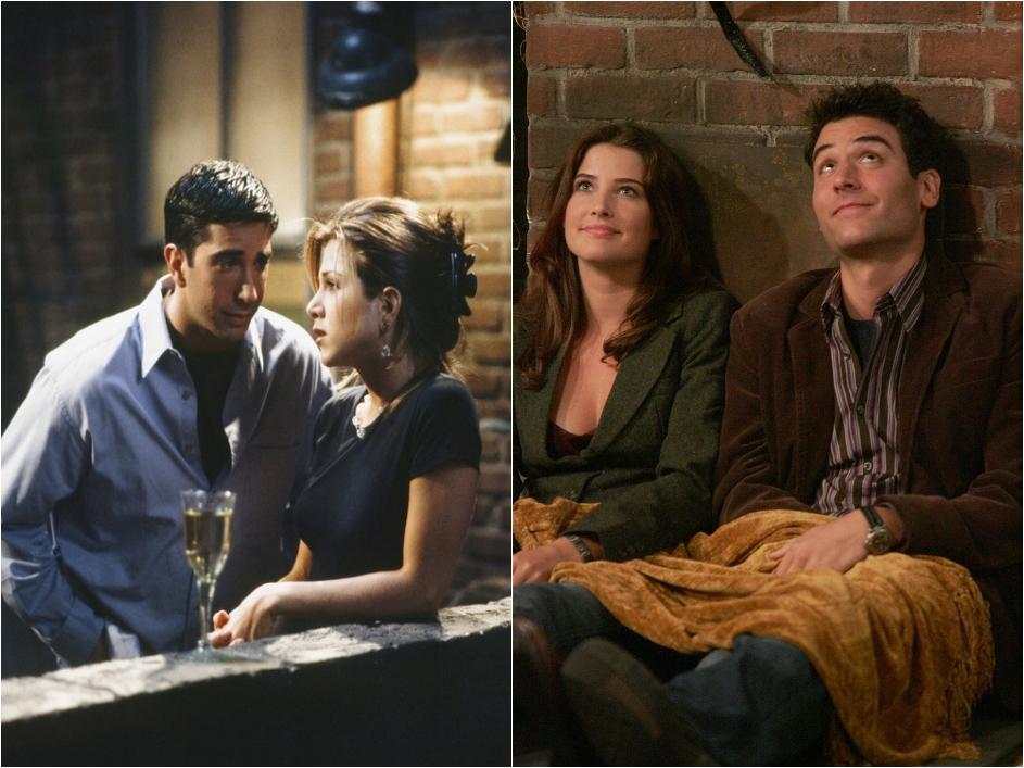 30 Surprising Similarities Between Friends and How I Met Your Mother