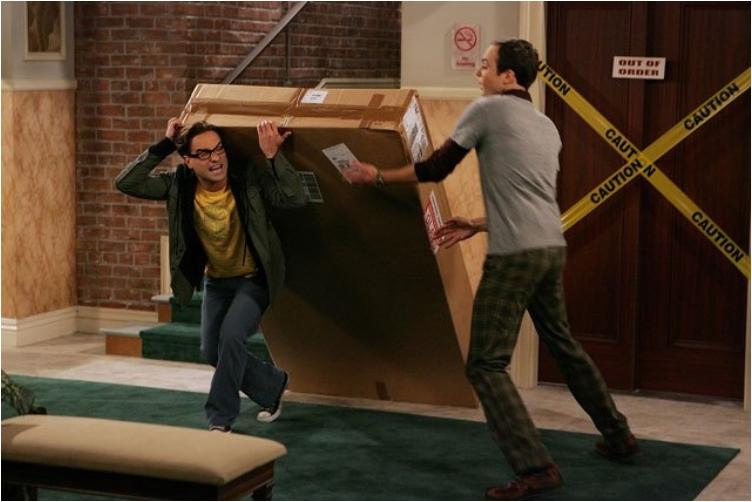 31 Awkward And Funny Sex Moments From Big Bang Theory
