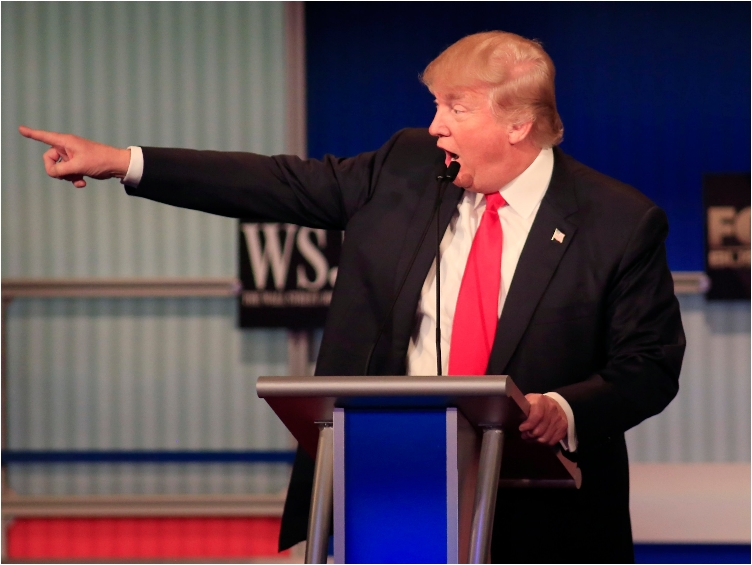 35 Unbelievable Quotes From Presidential Candidate Trump