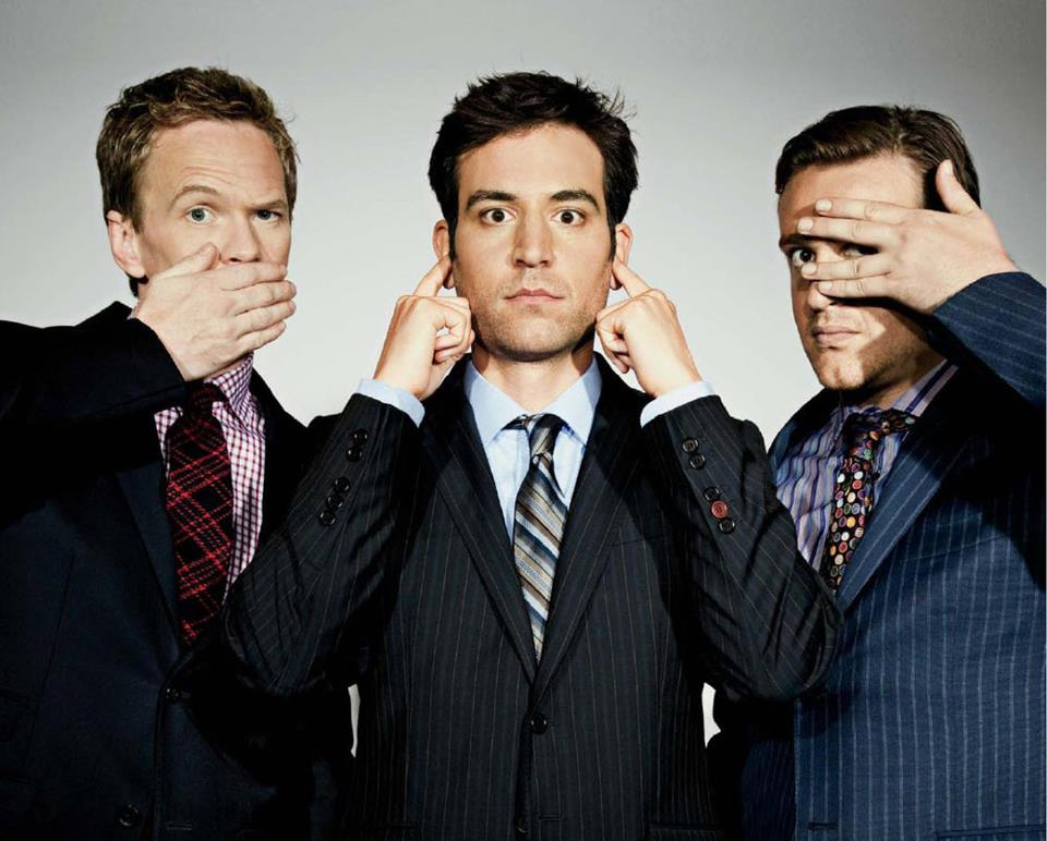 "42 ""How I Met Your Mother Quotes"" On Love And Life"