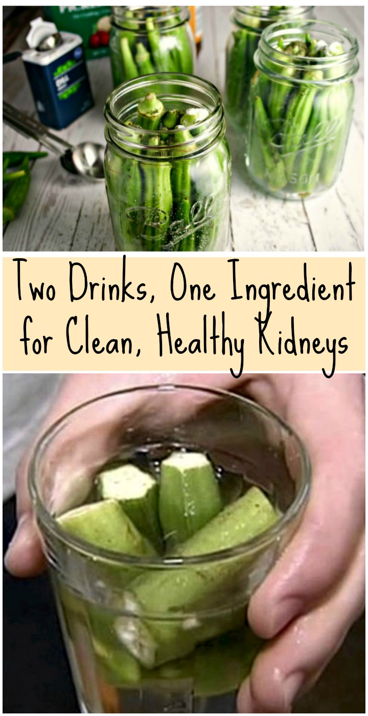 Two Drinks, One Ingredient for Clean, Healthy Kidneys