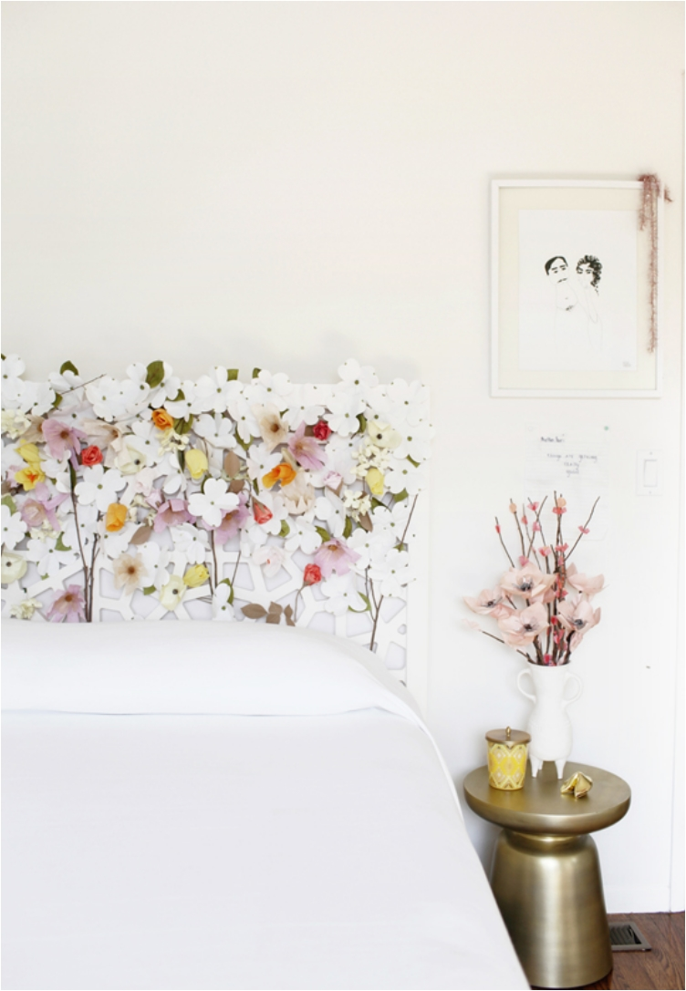 28 DIY Headboards to Liven Up Your Bedroom