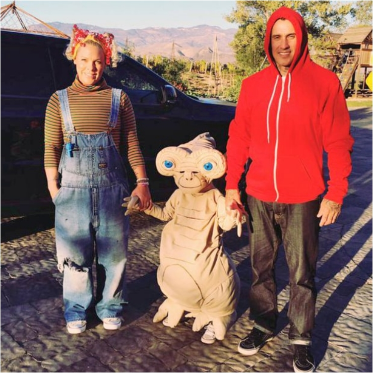 39 Celebs Looking Scary Good in Halloween Costumes
