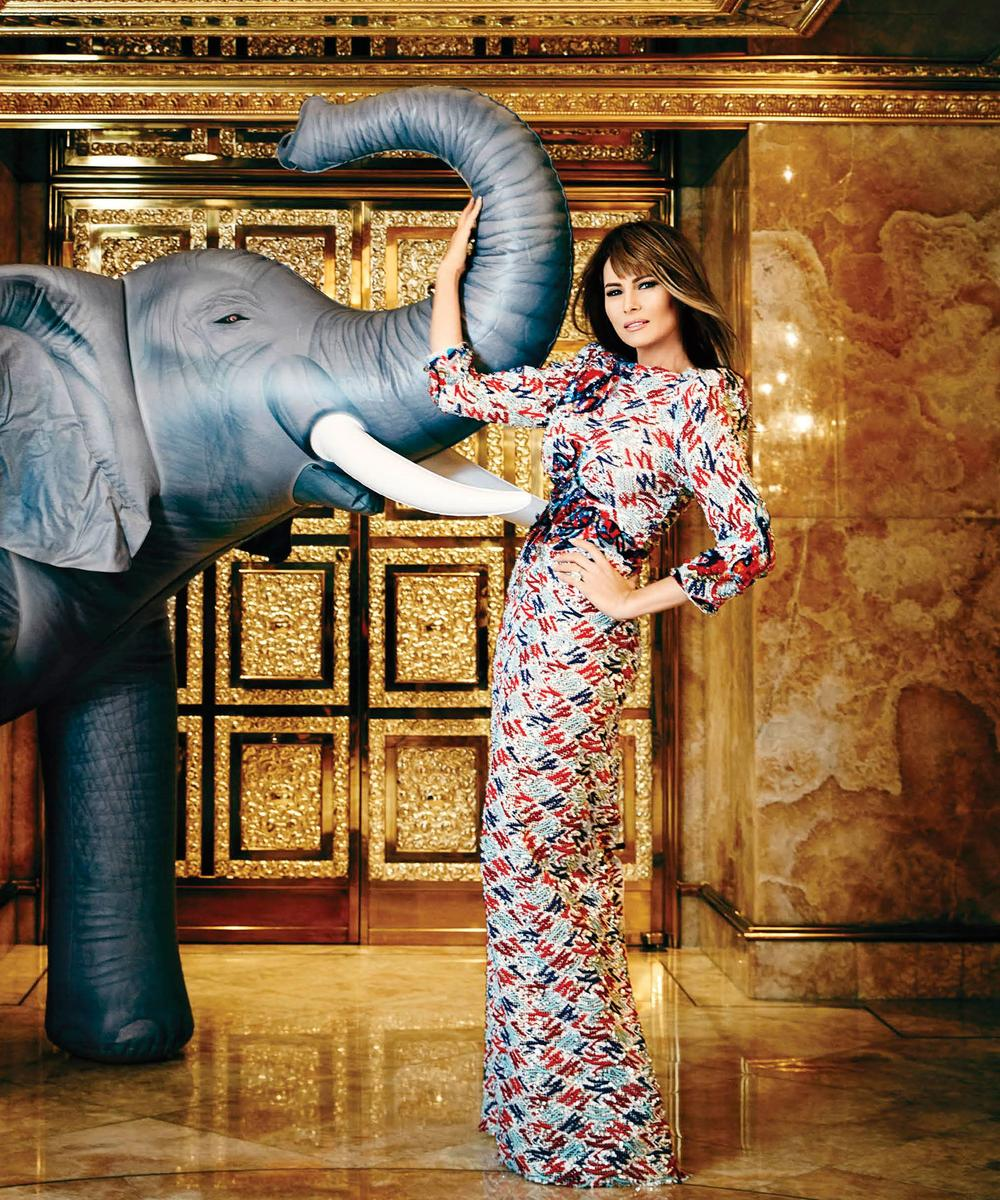 26 Hot Pics and Fun Facts About Melania Trump