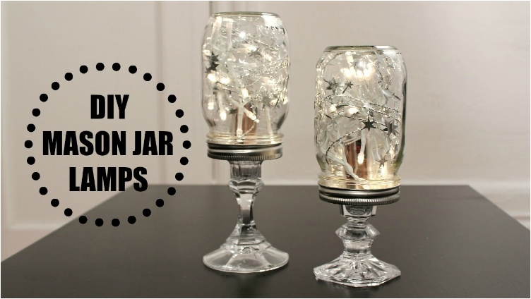 How to Light Up Your Home with Mason Jars