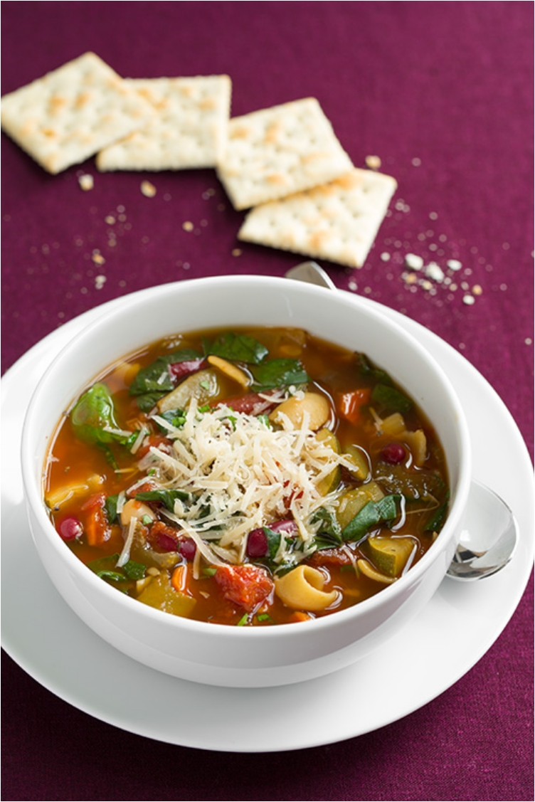 20 Ways to Prepare an Olive Garden Soup at Home