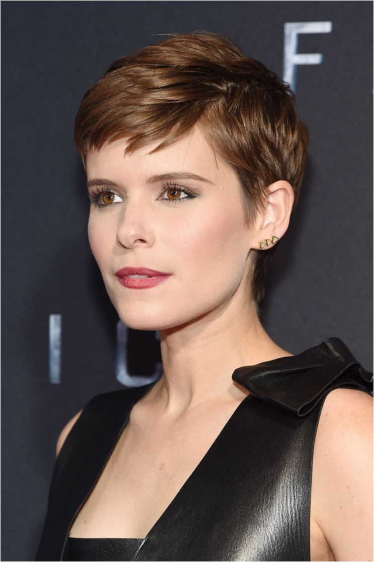 41 Beautiful Celebrities Rocking the Pixie Cut