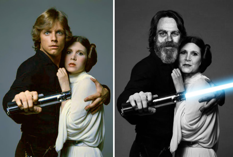"How 26 of the ""Star Wars"" Saga Cast Look Today"