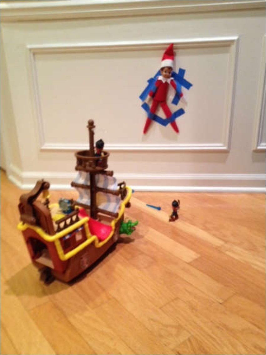 47 Ideas for Your Mischievous Elf on a Shelf