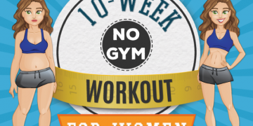 10 week no gym workout