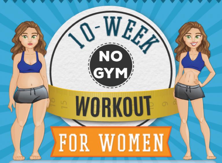 10 week no gym workout