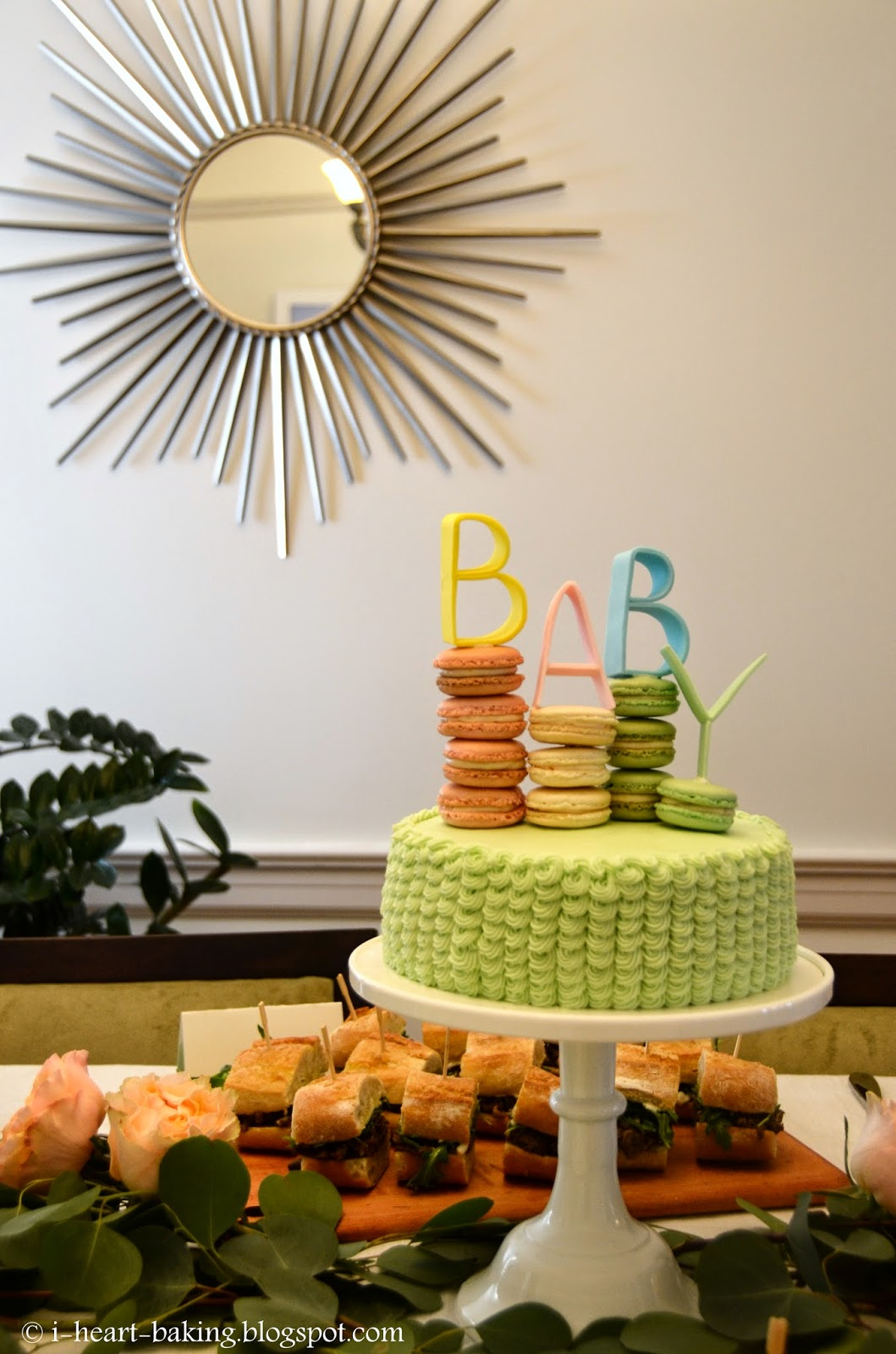 The 22 Cutest Baby Shower Cakes and Diaper Cakes