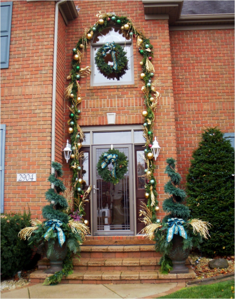 Classy Indoor Christmas Decorations : Festive ideas for outdoor christmas decorations